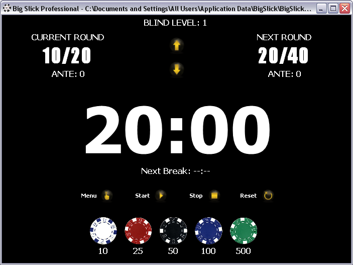 Timer texas holdem download